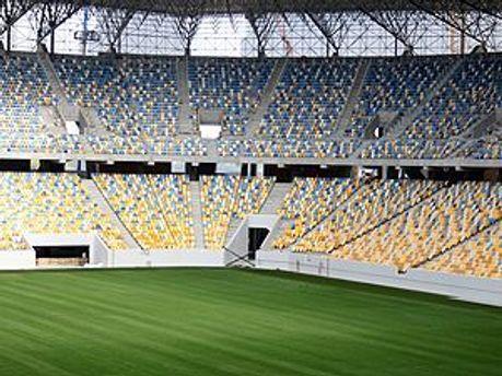 Матч відбудеться на стадіоні