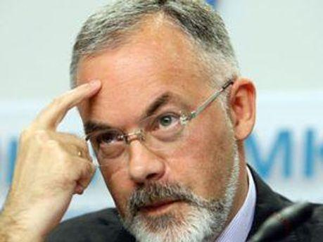 Министр образования и науки, молодежи и спорта Украины Дмитрий Табачник