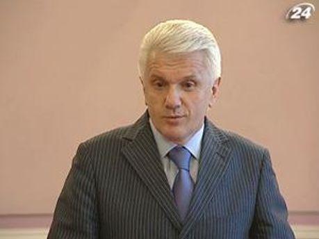 Литвин говорит, что Могилеву на новой должности нужно строить диалог