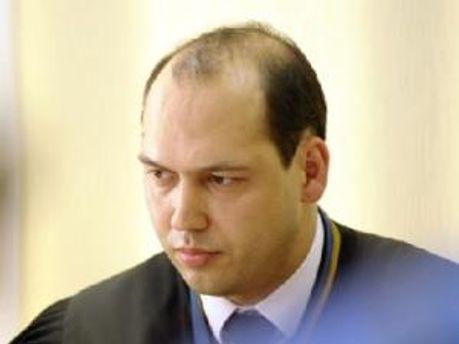 Суддя Вовк оголосив перерву до 14 листопада