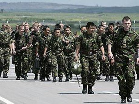 Останній британський солдат покине німецьку землю в 2020 році