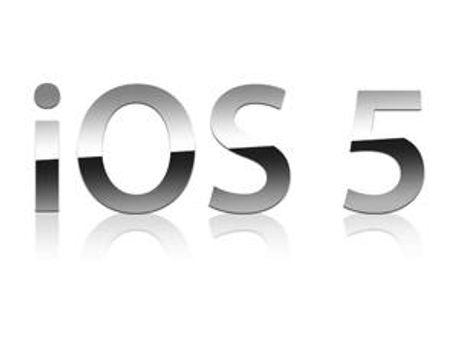 Новая прошивка iOS 5 исправила несколько