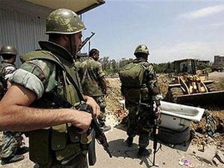 Военные покинут улицы