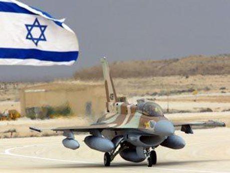 Літак ВПС Ізраїлю