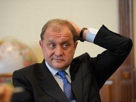 Янукович пересадил Могилева в Крым