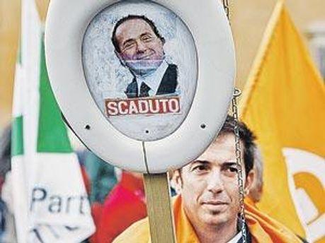 Отставка Берлускони добавила позитива рынкам
