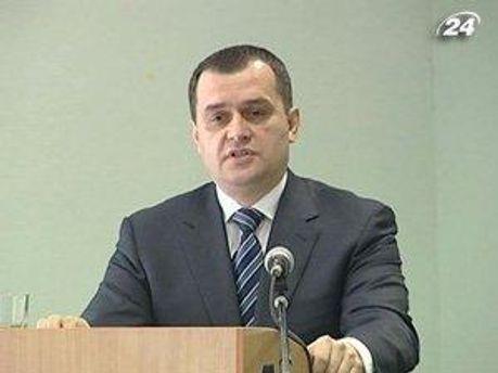 Захарченко отправил в Донецк своих людей