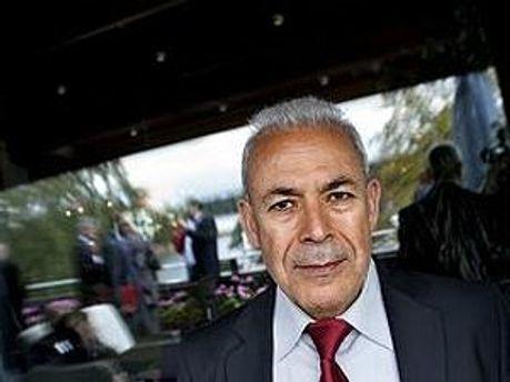 Лидер сирийской оппозиции Бурхан Гальюн