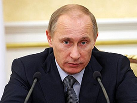 Премьер-министр России Владимир Путин