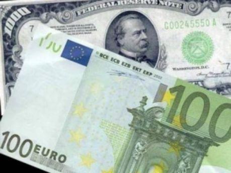 На міжбанку євро продовжує дешевшати