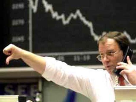 Госдолг США помешал украинским биржам заработать