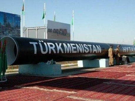 Туркменистан хочет продавать газ в Европу