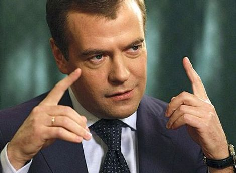 Дмитро Медвєдєв каже, що ЄЕП може уникнути проблем ЄС
