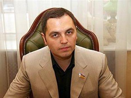 Советник главы государства Андрей Портнов