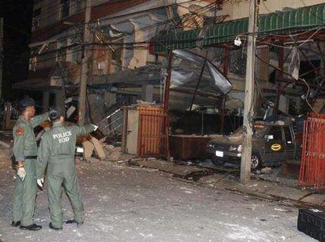 С 2004 года в терактах в Таиланде погибло около 5 тысяч человек