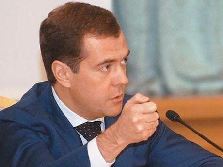 Дмитрий Медведев считает, что Россия в 2008 году не испугалась