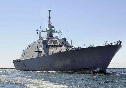 В Сингапуре разместят современные корабли ВМС США