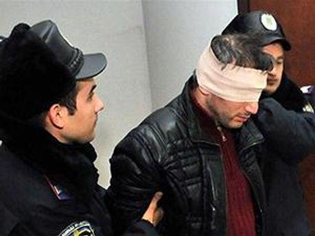 Слюсарчук під арештом і не рекордсмен