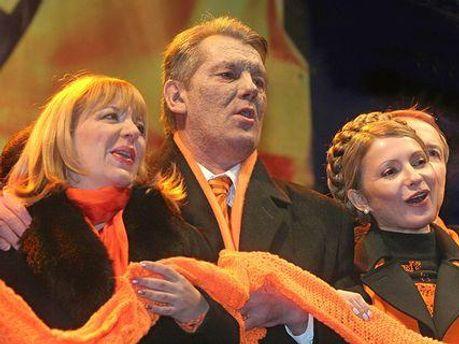 Ющенко згадає події на Майдані