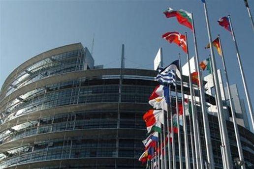 На встречу пришли лишь несколько депутатов Европарламента