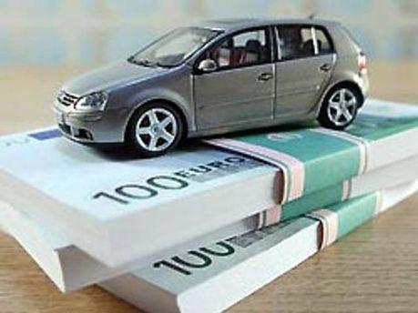 Тільки 6 банків надають позики на придбання старих авто