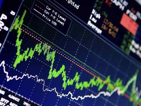 Українські біржі закрились падінням індексів