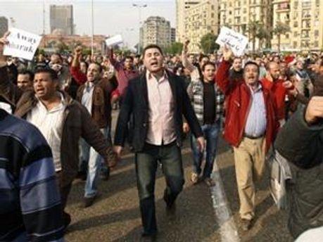 Єгипет знову протестує