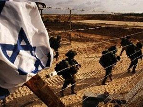 Ізраїль посилив патрулювання на кордоні