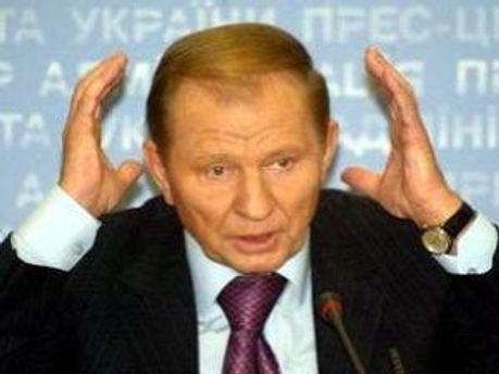 Леонид Кучма считает, что Тимошенко за решеткой из-за устаревшего Уголовного кодекса