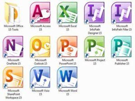 Office 15 крім стандартних програм міститиме ще Moorea