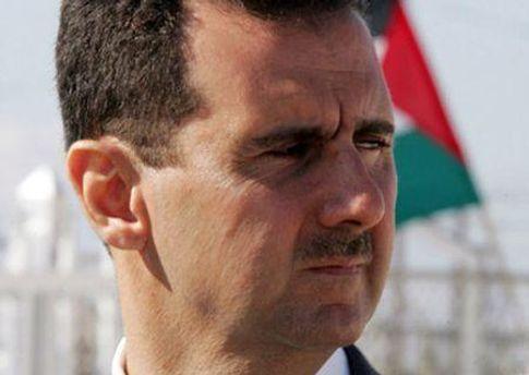 Башар Асад не пішов на поступки