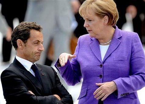 Саркози и Меркель доверяют правительству Монти