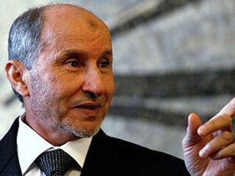 Глава НПС Ливии Мустафа Абдель Джалиль
