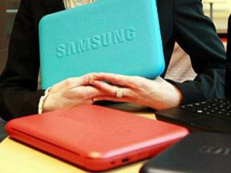 Samsung піде шляхом ультрабуків