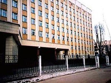 Больница, в которой обследовали Тимошенко