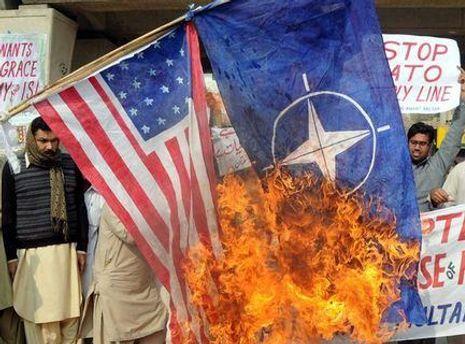 Пакистан протестує проти США та НАТО