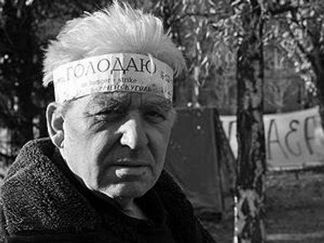 Харків'яни вимагали відставки чиновників через смерть Конопльова