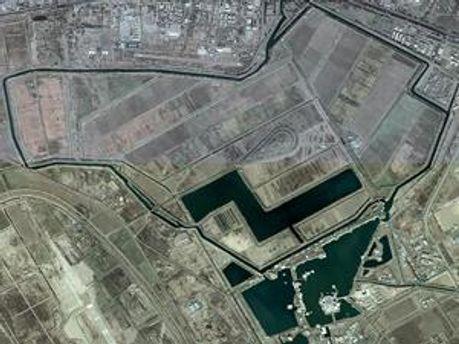 Кэмп Виктори на Google Maps