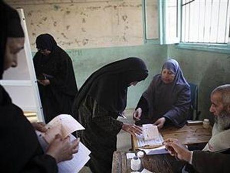 В Эгипте прошли первые выборы после свержения режима Мубарака