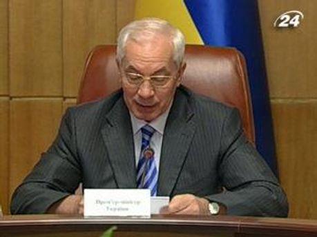 Азаров напомнил о глубинной реформе и модернизации Вооруженных Сил
