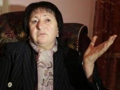 Джиоєва називає події в Південній Осетії провокацією