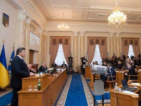 На прошлом заседании Президент критиковал, но не увольнял