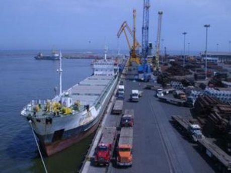 Внешняя торговля Украины - отрицательная
