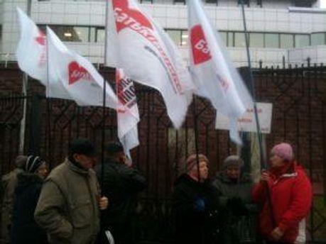 Кілька прихильників Юлії Тимошенко під судом