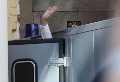 На святковий концерт Тимошенко не пустили