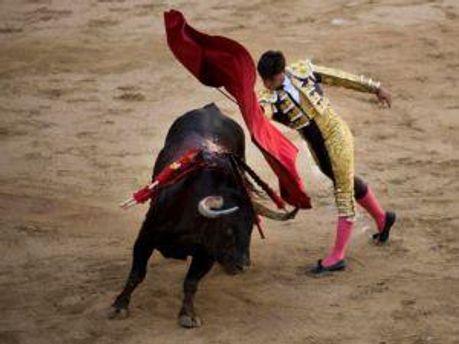 Корриды в Испании теперь не будет