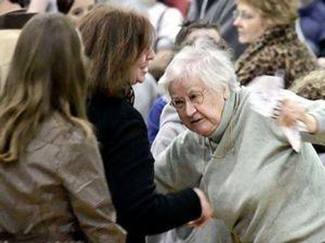 Немецкие фрау получают пенсию в среднем 20 лет