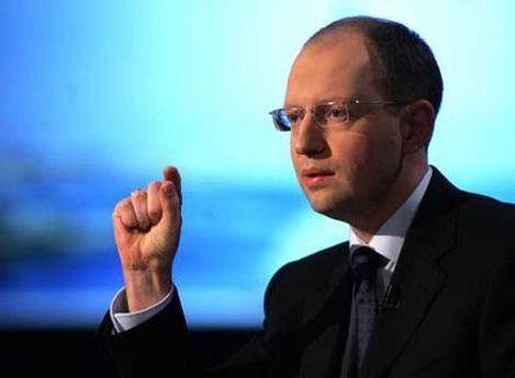Арсений Яценюк надеется на минимальное преимущество
