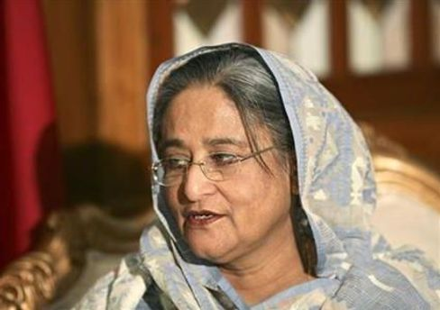 Премьер-министр Бангладеш Шейх Хасина Вазеда