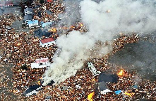 Ужасная трагедия в Японии